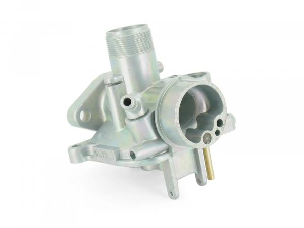 Carburettor upper part BVF 16N3 / 2x 1,0 with (angled nozzle)