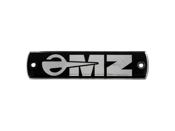 """10043965 Kunststoffplakette - Schriftzug """"MZ"""" für Tank ETS125/1, ETS150/1, TS125/150/250 - Bild 1"""