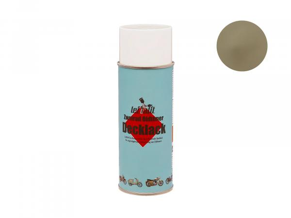 Spray can Leifalit top coat tundra grey - 400ml