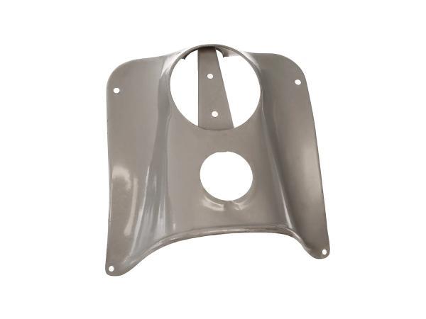 Frontschild / Lampenmaske original, grundiert (Lagerware) - für Simson KR50