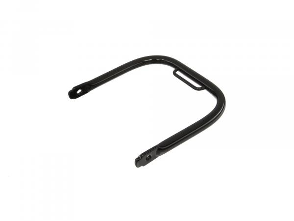 Support bar, short, black powder-coated (carrier) - S51, S70