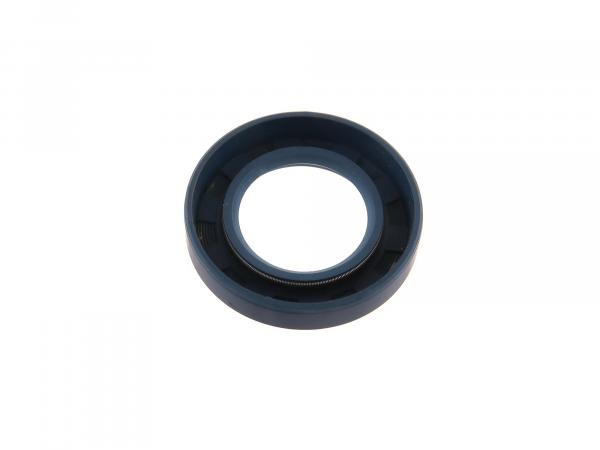 Oil seal 30x52x10, blue, double lip - MZ ES175, ES250, ES300
