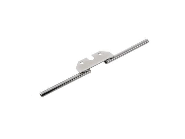 Blinkleuchtenhalter hinten mit Innengewinde, verchromt, ø 10 mm - S50, S51, S70