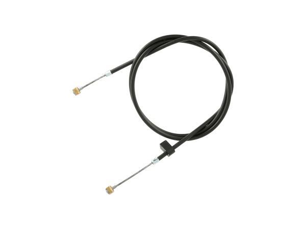 Kupplungszug schwarz, Hochlenker - für MZ TS 125,150, ETS 125,150