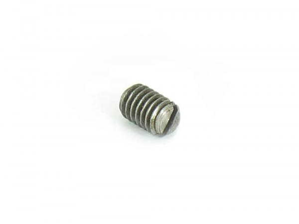 Grub screw M4 x 6 (TGL 0-551 5S) - with slot