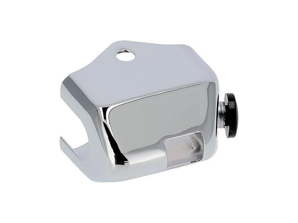 10070289 Kappe (Chrom) für Abblendschalter ohne Lichthupentaster - für Simson S50 - Bild 1
