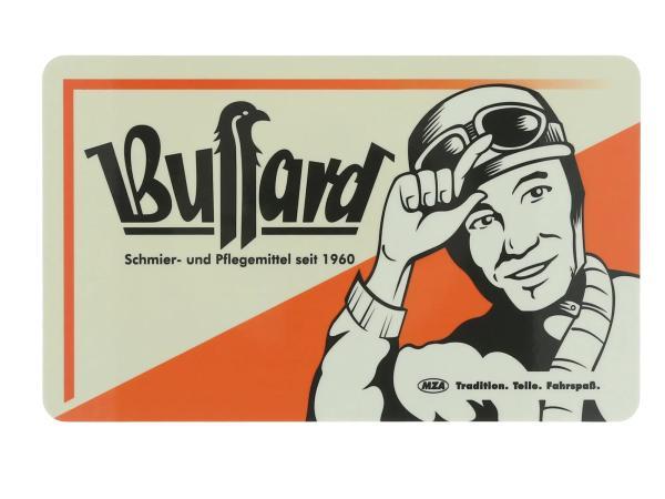 """10070848 Frühstücksbrettchen """"Bussard"""" 23,3 x 14,3 cm - Bild 1"""