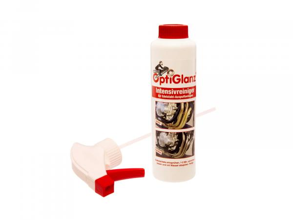 Stainless steel cleaner Opti-Glanz - 250ml