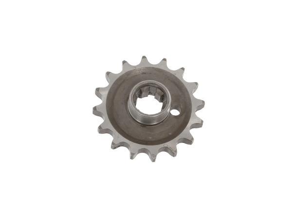 Antriebsritzel (Kleines Kettenrad) 16 Zahn - MZ ETZ250, ETZ251, ETZ301, TS250/1