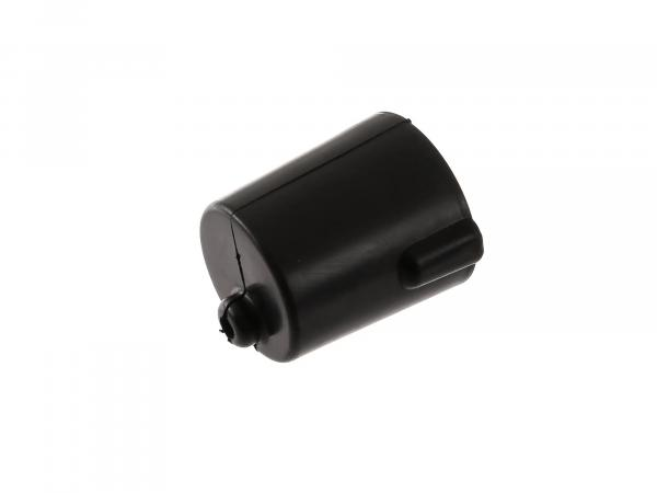Protective cap large black for ignition coil (rain protection cap) ES125, ES150, TS250, TS250/1