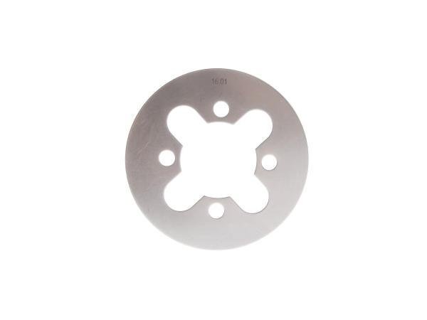 Kupplungslamelle 1,9 mm Stahl - für Simson S50, KR51/1 Schwalbe, SR1, SR2, SR2E, SR4-1 Spatz, SR4-2 Star, SR4-3 Sperber, SR4-4 Habicht, DUO 4/1