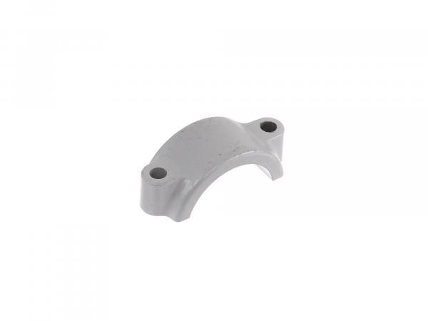 Clamping bridge for front mudguard - surface silver coated - for plastic mudguard Simson-No. 517490 - SR50/1, SR80/1, SD50 - only > X