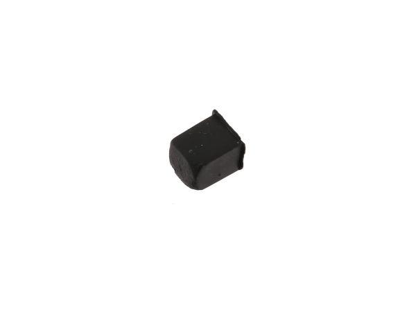 10000729 Gummistopfen für Kippständer - Simson S51, S53, S70, S83, SR50, SR80, Schwalbe KR51, SR4 - Bild 1