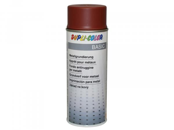 Dupli-Color Metallgrundierungs-Spray, rotbraun - 400ml