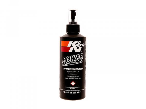Air filter cleaner K&N - 355ml