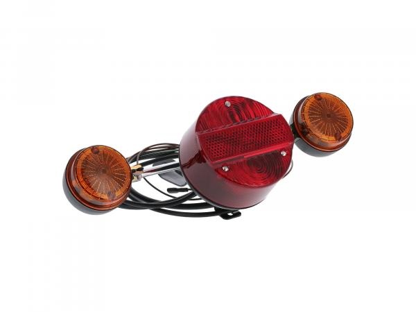 10014380 Rücklichtkombination komplett - für Simson S50, S51, S70 - Bild 1