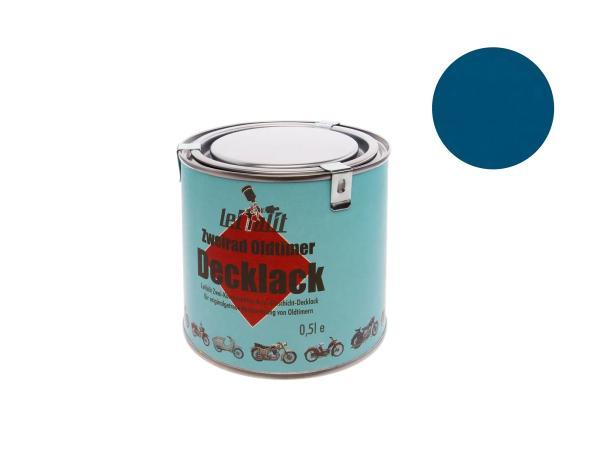 10016672 Lackfarbe 2K Leifalit Olympiablau - 500ml - Bild 1
