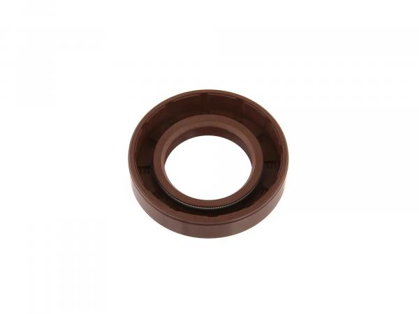Oil seal 30x52x12, brown - MZ ES175, ES250