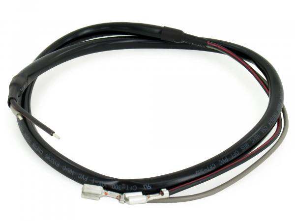 Cable harness ignition lock to cable connector under engine tunnel - for Simson KR51 Schwalbe