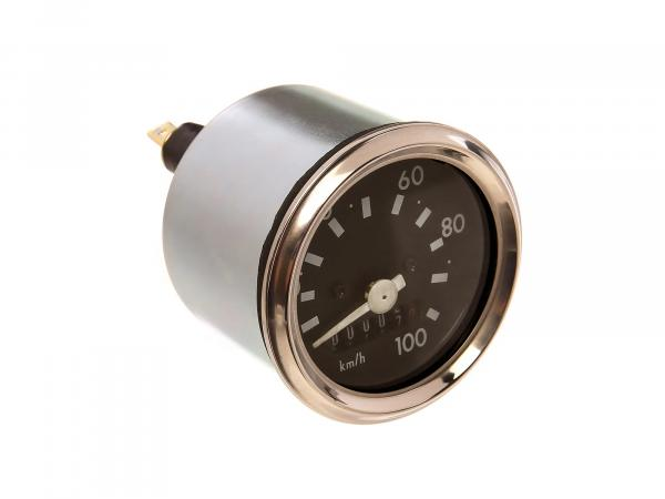 Speedometer with indicator control, 100km/h - for Simson S51, S70, S53, S83