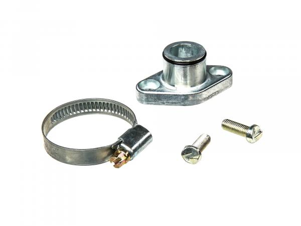 SET Flange socket with attachments for Bing carburettor - S51, SR50, SR80, S70, S83