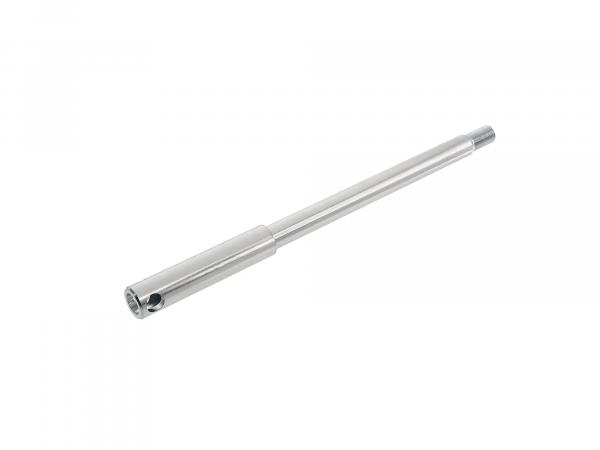 Axle rear BK350 galvanized