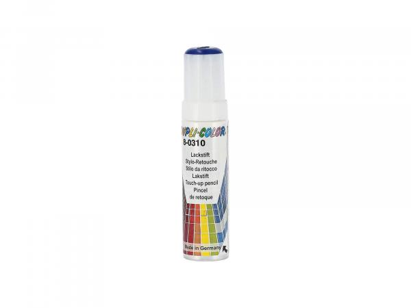 Dupli-Color Lackstift RAL 5002 ultramarinblau, glänzend - 12ml