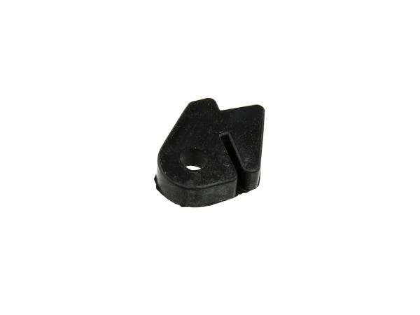 Rubber - brake cable support for rear Simson SR50, SR80