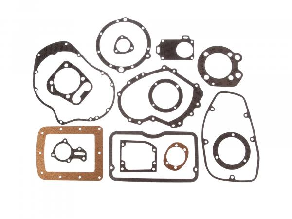 Set: Gasket set 15 pieces (motor, gearbox, drive) AWO-S