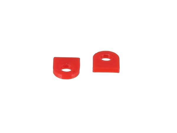 GP10000683 Set: 2x Verstärkungsplättchen für Rücklichtkappe, 3D-Druck - Simson S50, KR51/2 Schwalbe - Bild 1