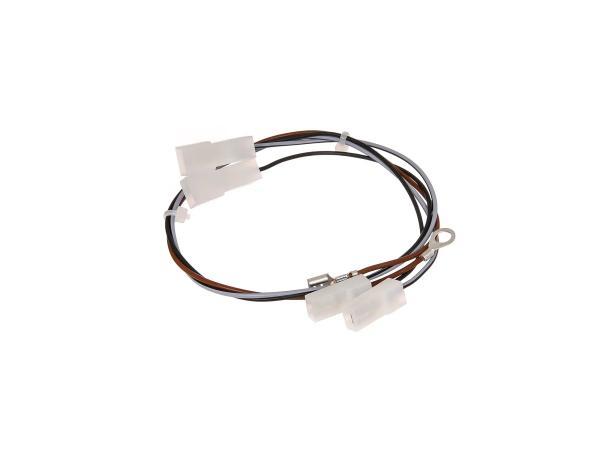 Kabelbaum für elektronischen Blinkgeber, Blinkrelais - Simson S50, S51, S70