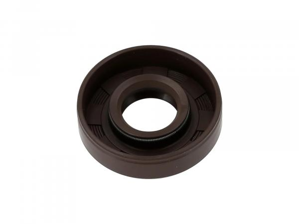 Oil seal 17x40x10, brown - for MZ RT125/2 - IWL SR56 Wiesel