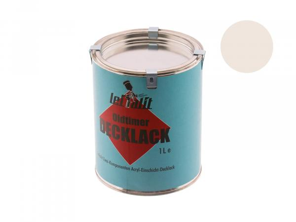 Paint 2K Leifalit Atlas white - 1Liter