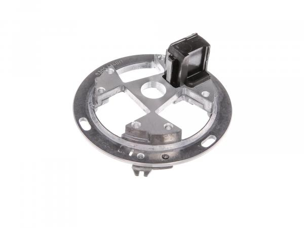 Base plate 8305.1-140/1 with encoder - for Simson S51, S70, S53, S83, KR51/2 Schwalbe, SR50, SR80