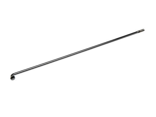 Speiche - 193mm  M3,5 in Chrom - für Simson S53, S83