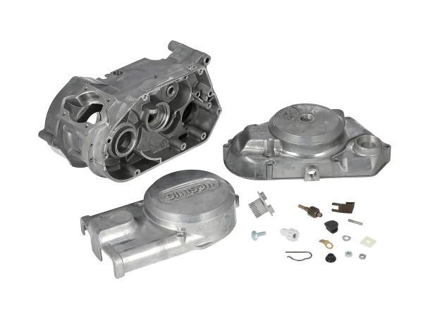 AKF Medium-Bausatz für Tuning-Motor 70ccm - 85ccm, mit langem 5-Gang Getriebe und 5-Lamellen Kupplung