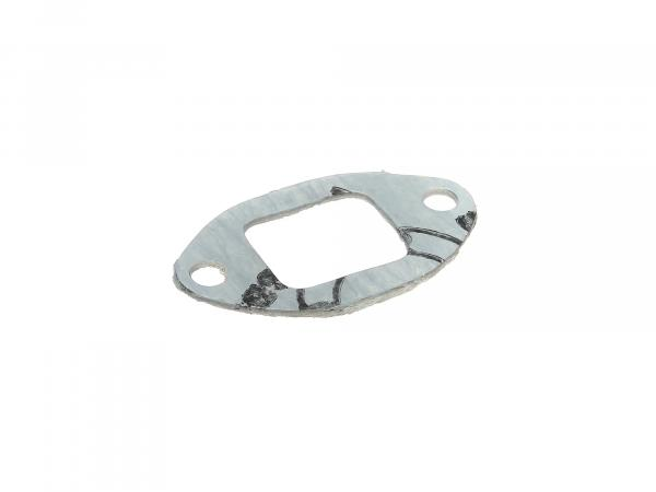 Gasket for intake manifold - for MZ ES125, ES150, ETS125, ETS150, TS125, TS150, RT125/3 - IWL Pitty, SR56 Wiesel, SR59 Berlin, TR150 Troll