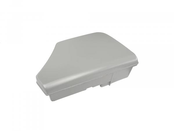 Housing for intake silencer - grey primed - suitable for ETZ250
