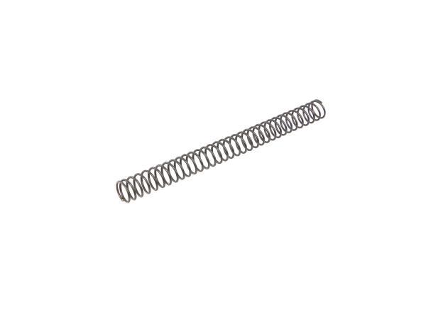Druckfeder Kupplungsbetätigung, Kupplungszug mit Stellschraube, Länge: 96 mm - MZ ES175, 175, ES250, ES300