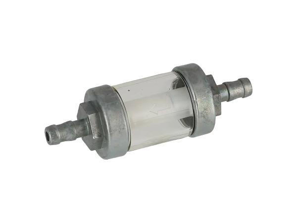 10000317 Leitungsfilter massiv Ø6mm für Benzinschlauch - für Simson S50, S51, SR50, KR51 Schwalbe, SR4 u.a. - Bild 1