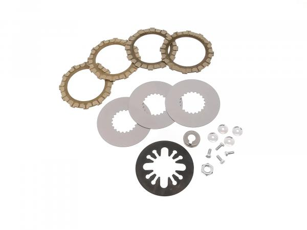 Set: clutch parts regeneration - for Simson S51, KR51/2 Schwalbe, SR50, MS50, S53, S70, SR80, S83