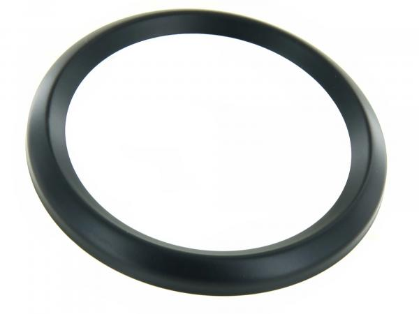 speed ring Ø60mm, black for speedo - Simson, MZ, IWL