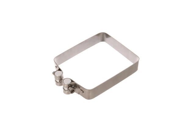 Spannband für Batterie klein (Metallhalterung aus Edelstahl) - für IWL
