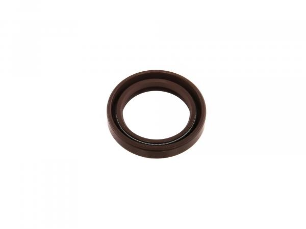 Oil seal 25x35x07, brown - for MZ ETZ, TS, RT, etc.