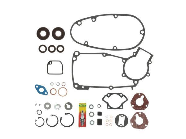 10068888 Set: Dichtungen + Kleinteile für Regeneration Motortyp M53/2 - für Simson S50 - Bild 1