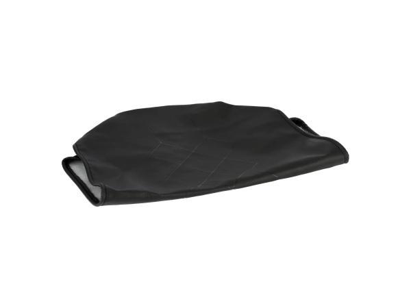 10059053 Sitzbezug strukturiert, schwarz ohne Schriftzug - MZ ETS250 - Bild 1