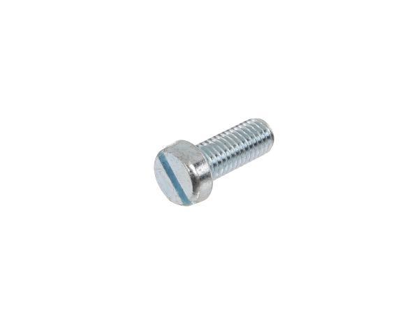 Zylinderschraube, Schlitz M8x20 - DIN84