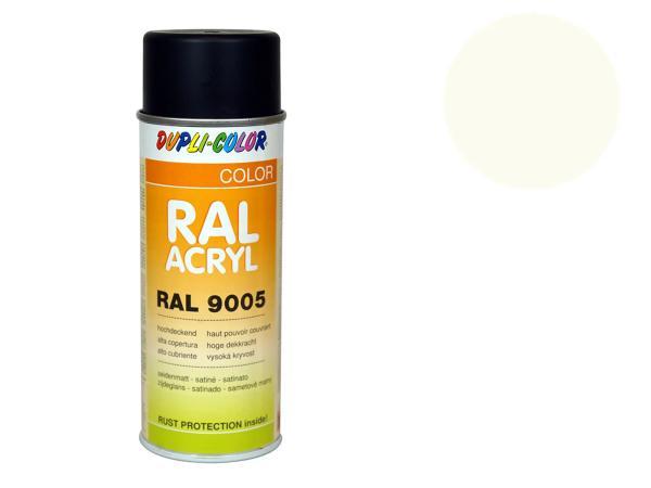 Dupli-Color Acryl-Spray RAL 9001 cremeweiß, seidenmatt - 400 ml