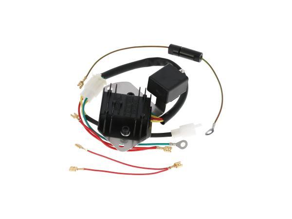 10069994 RZT Delta 19 Lichtversorgung Set DC - für S51, S50 - Bild 1