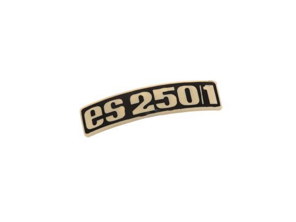 Schriftzug (Plakette aus Kunststoff) ES250/1